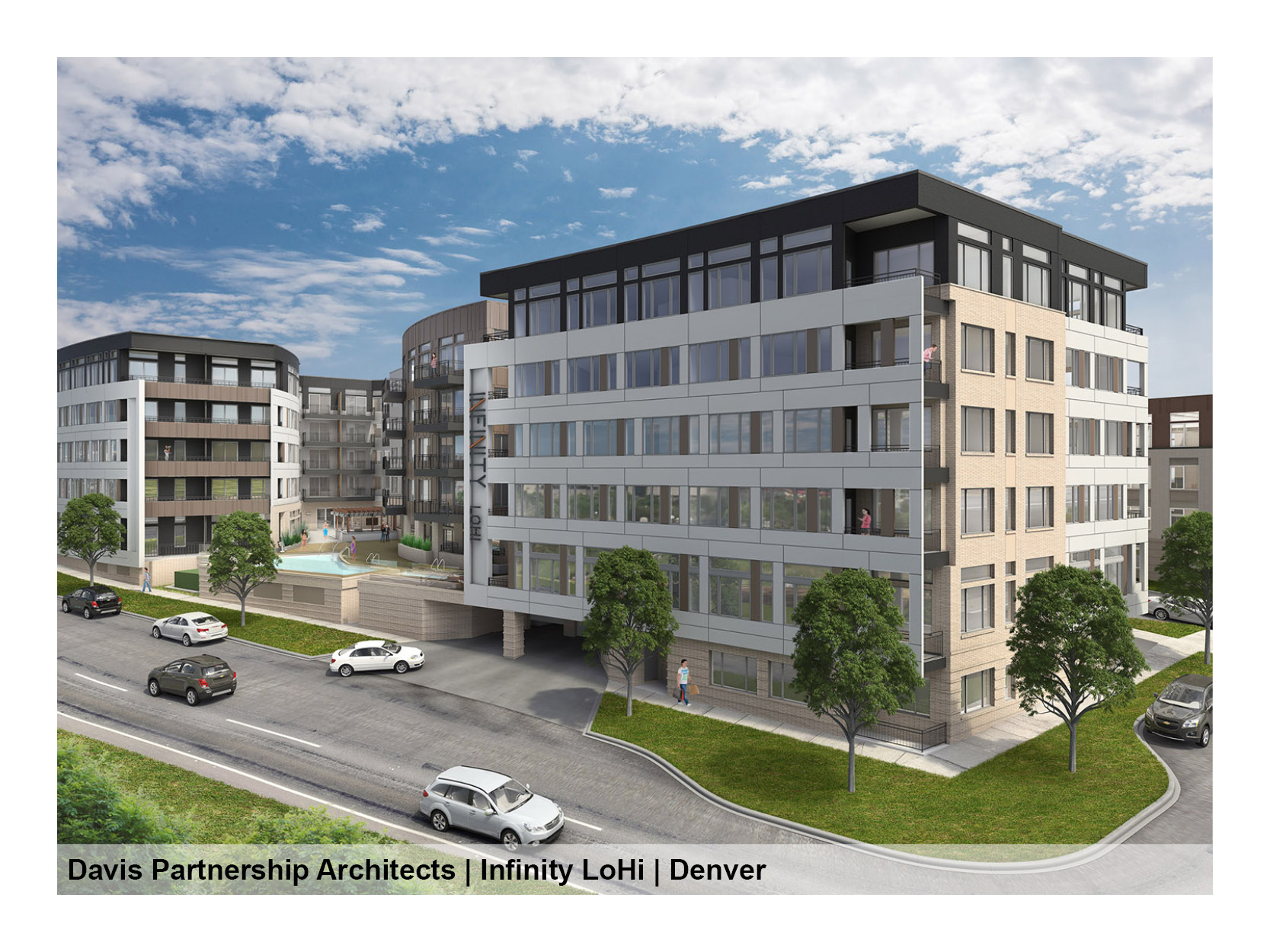 Davis Partnership Architects | Infinity LoHi | Denver