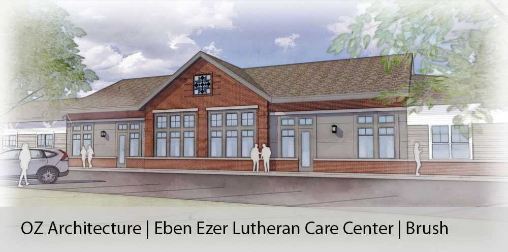 OZ Architecture | Eben Ezer Lutheran Care Center