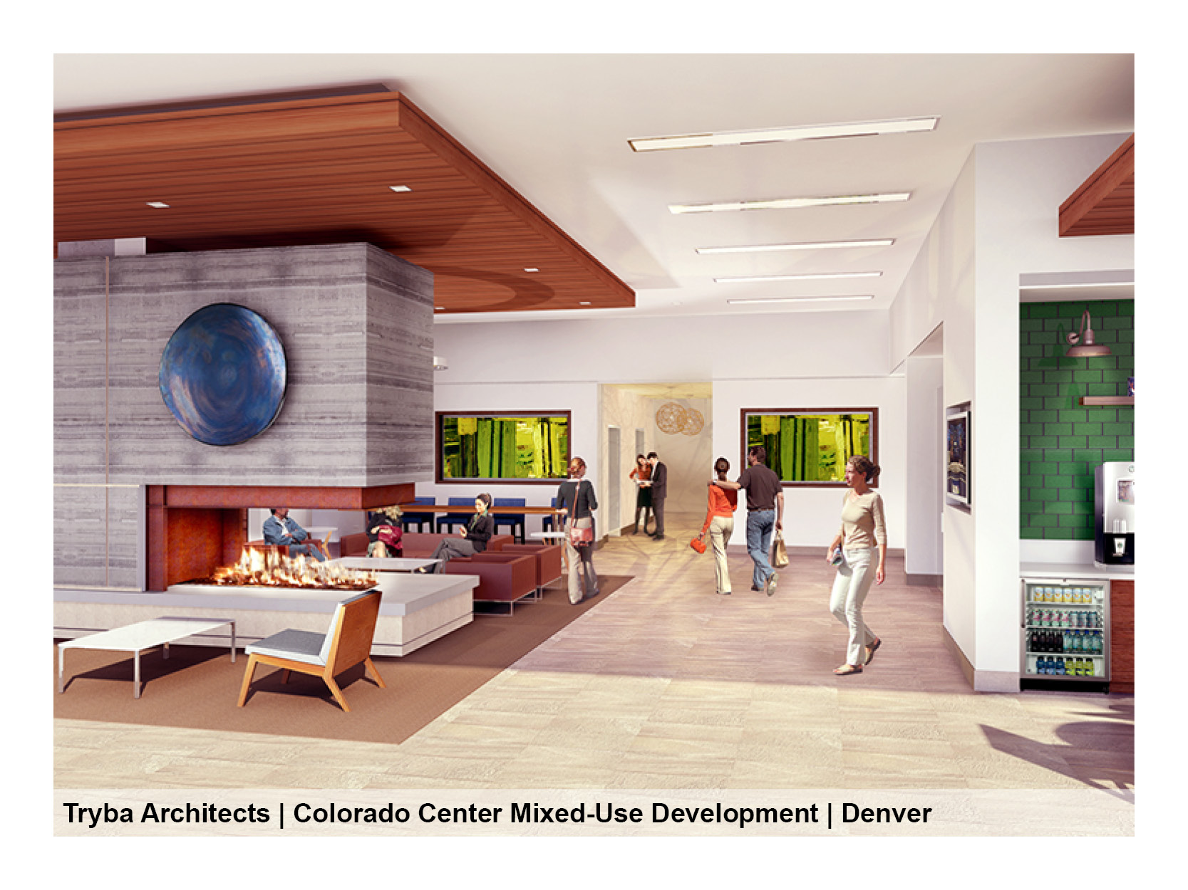 Tryba Architects | Colorado Center Mixed-Use Development