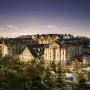 Gaylord Rockies Hotel 70 Percent Complete