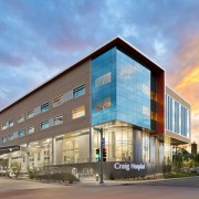 Craig Hospital's $90 million Expansion & Renovation Nears Completion