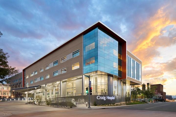 Craig Hospital Expansion