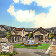 Hyder Construction Revamps Columbine Country Club Clubhouse