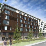 Greeley Breaks Ground on Long-Sought $31M Hotel Project