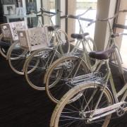 RNL Design's New Bike Share Program Makes it Look Easy 'B'-ing Green
