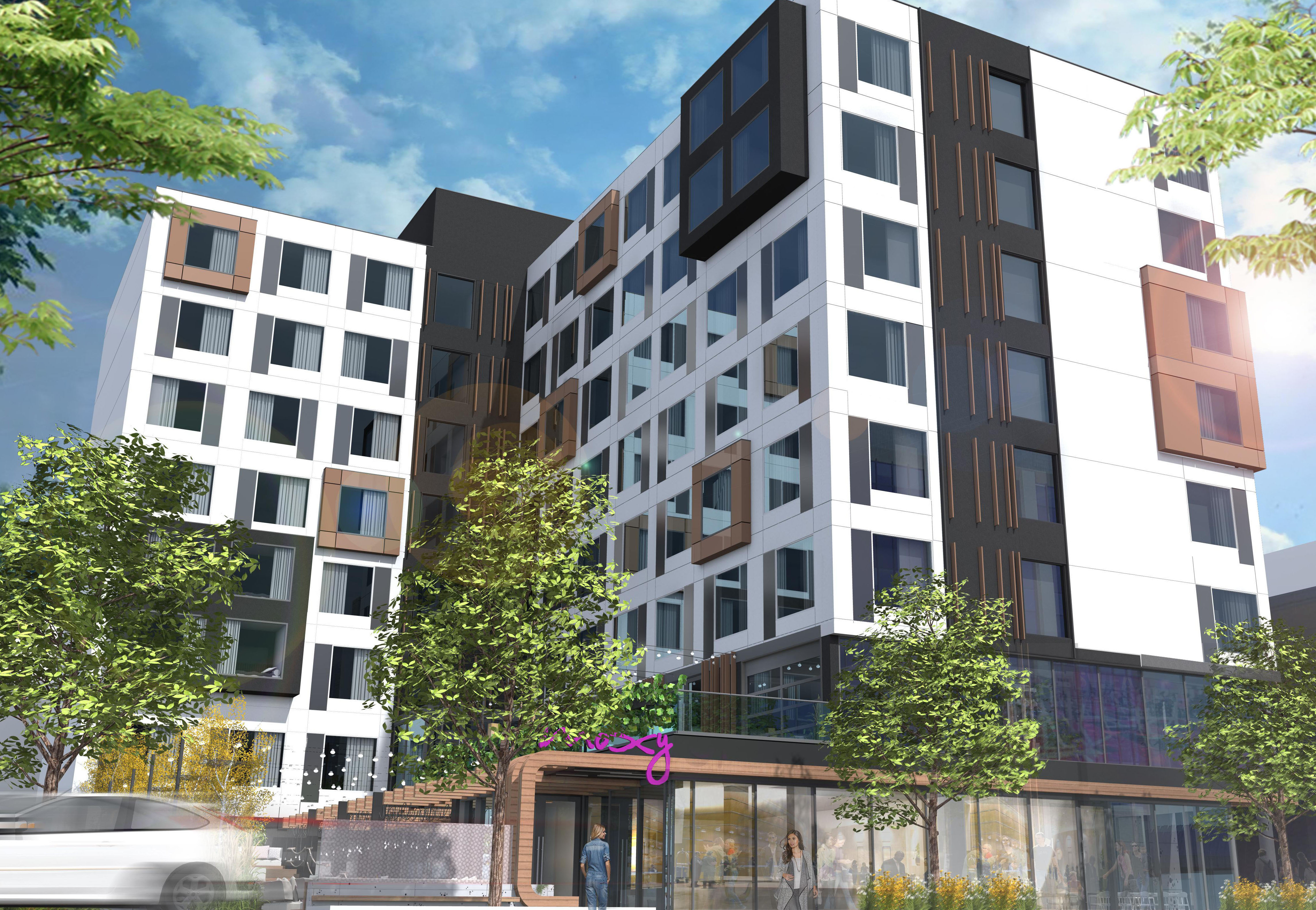 BMC Investments Announces Marriott Moxy Hotel in Cherry Creek