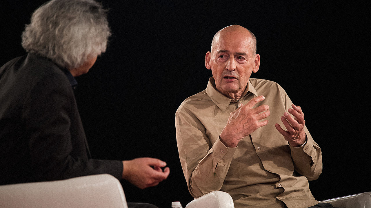 AIA Convention_RemKoolhaas_2016