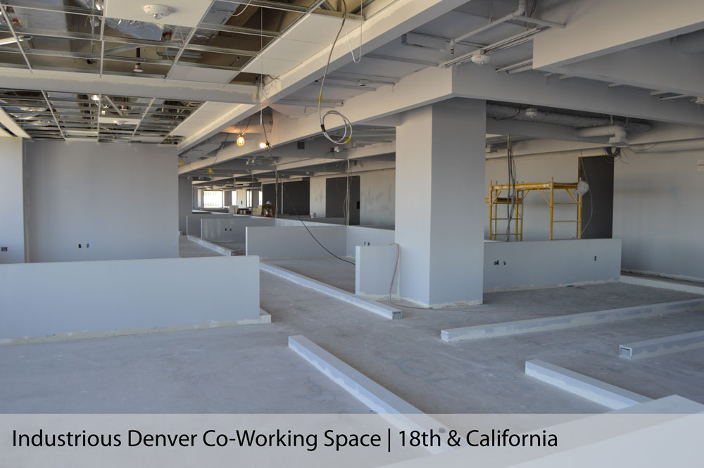 Industrious Denver Co-Working Space