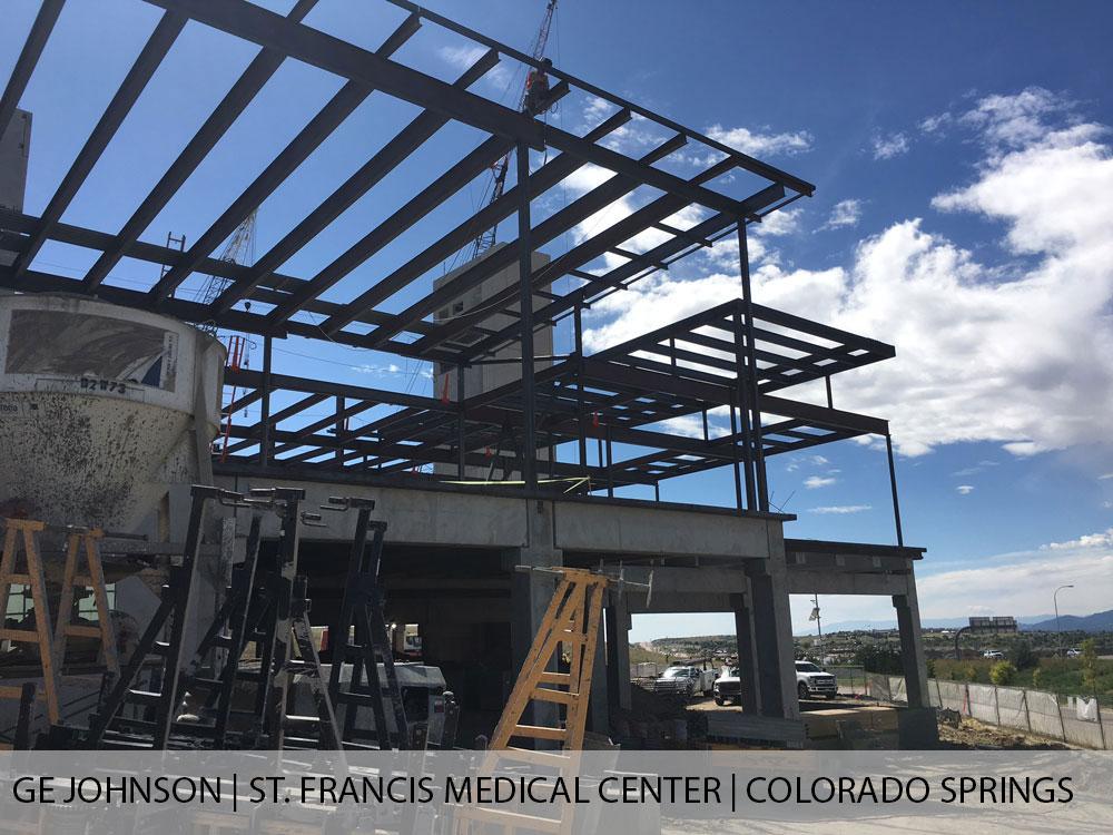 GE Johnson | St. Francis Medical Center | Colorado Springs