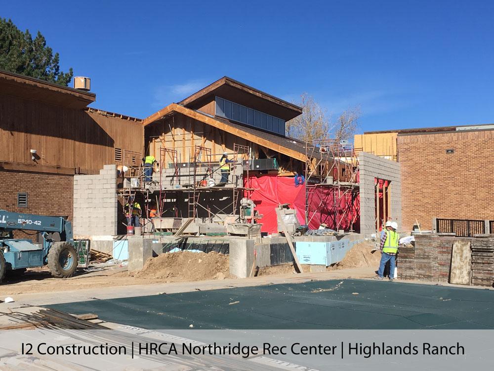 Northridge Rec Center Reno & Expansion
