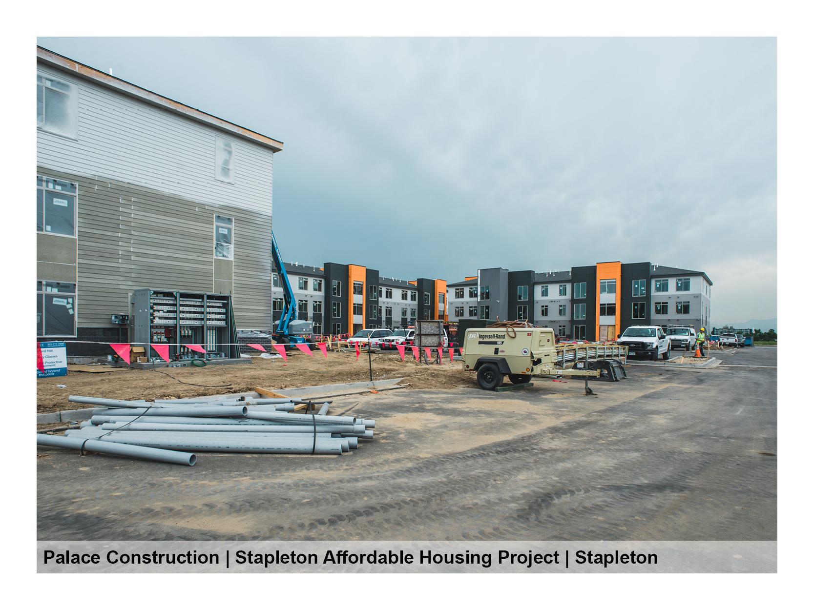 Palace Construction_Northeast Denver Housing Center
