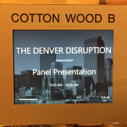 Event Round-Up: The Denver Disruption