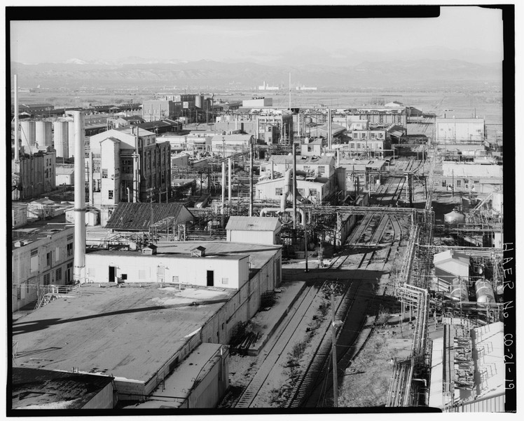 Rocky Mountain Arsenal_Historic Photo_1968