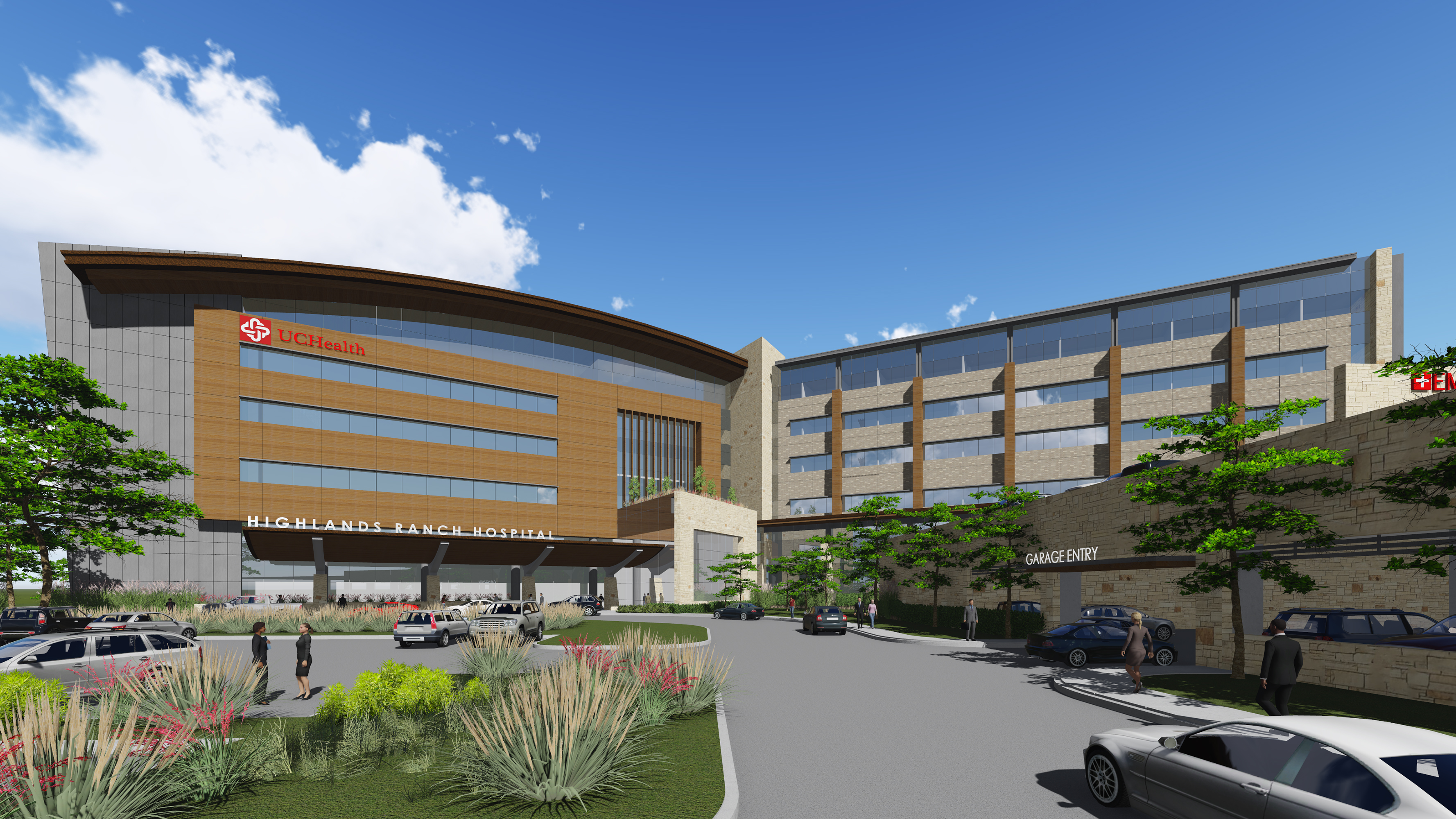 UCHealth New Hospital_Highlands Ranch_Colorado