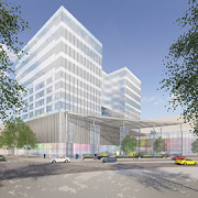 Union Tower West Confirms First Tenant
