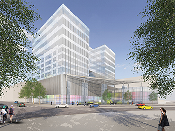 Union Tower West_Denver_John Portman Associates