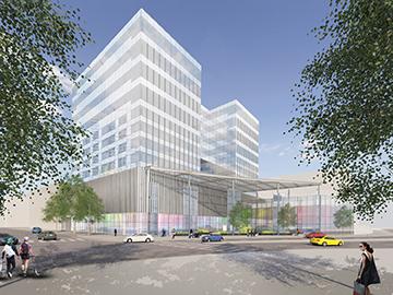 Union Tower West_Denver_John Portman Associates
