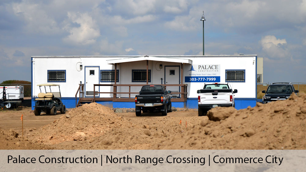Palace Construction | North Range Crossing