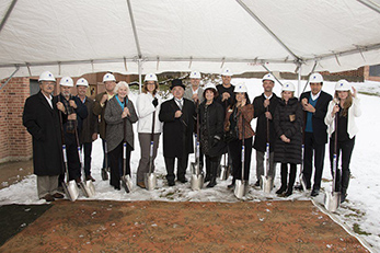 Pinkard Construction_Sunny Vista Groundbreaking_Colorado Springs CO