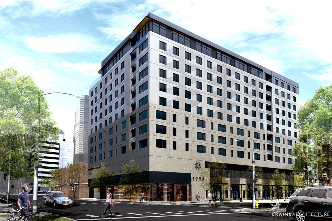 McWhinney_Sova Apartment Complex_Craine Architecture_Denver CO