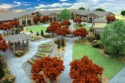Pinkard Construction_Landmark Rendering_Lafayette CO