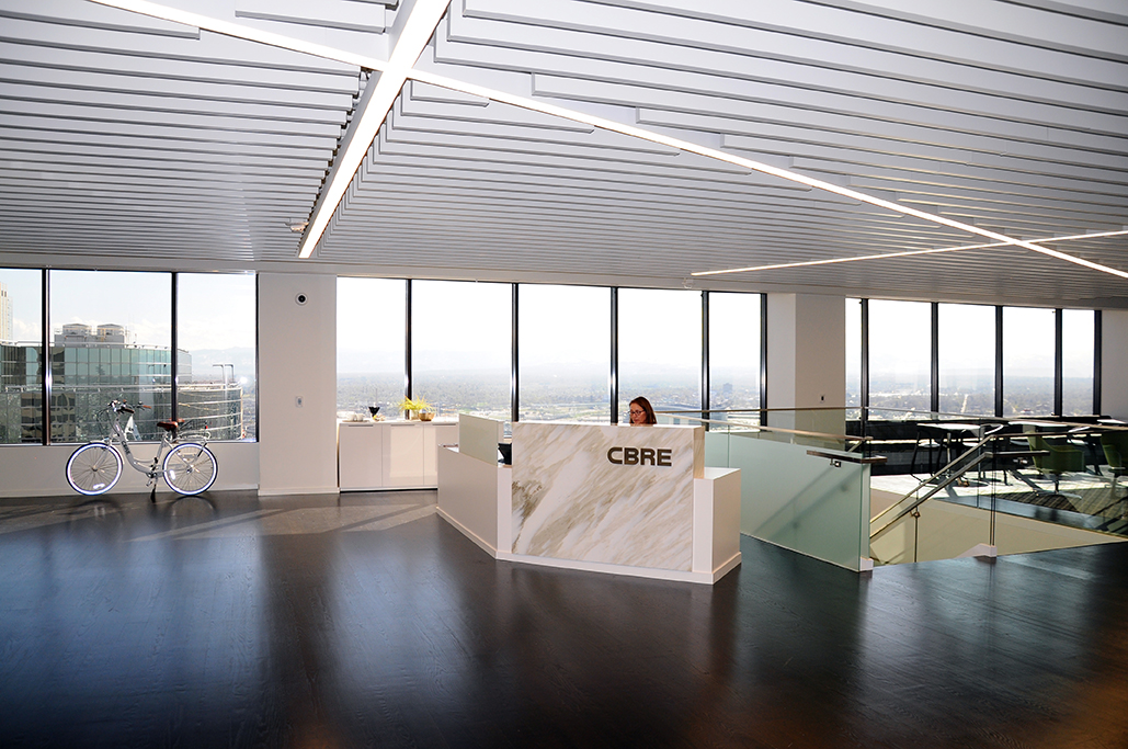 CBRE Fortune 500 Ranking_Denver Office CO