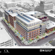 Denver's Dairy Block Development 'Blends New with the Old'