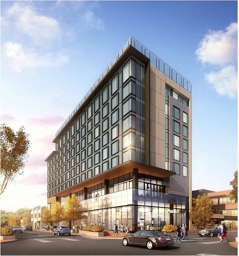 Stonebridge Marriott Hotel_Turner Construction_gkkworks_Denver CO