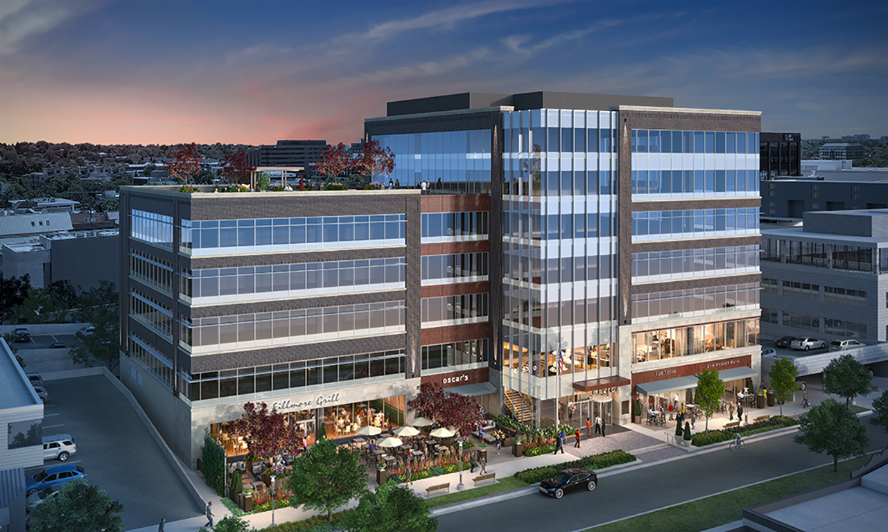 Schnitzer West_Civica Cherry Creek_Denver CO