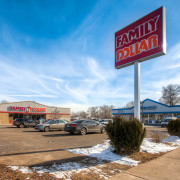 Aaron's and Family Dollar on Sheridan Blvd. Sell for Over $2M