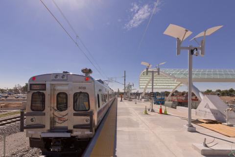 Fluor Corporation_B-Line RTD Line Opening_Denver CO