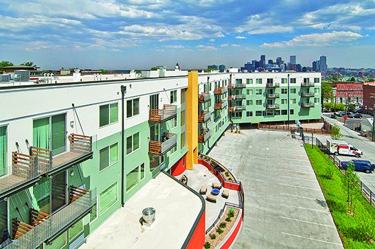 Transwestern_Highlands Park Apartments_Denver CO