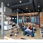 Capital One Café to Become Newest Tenant of Denver's Triangle Building