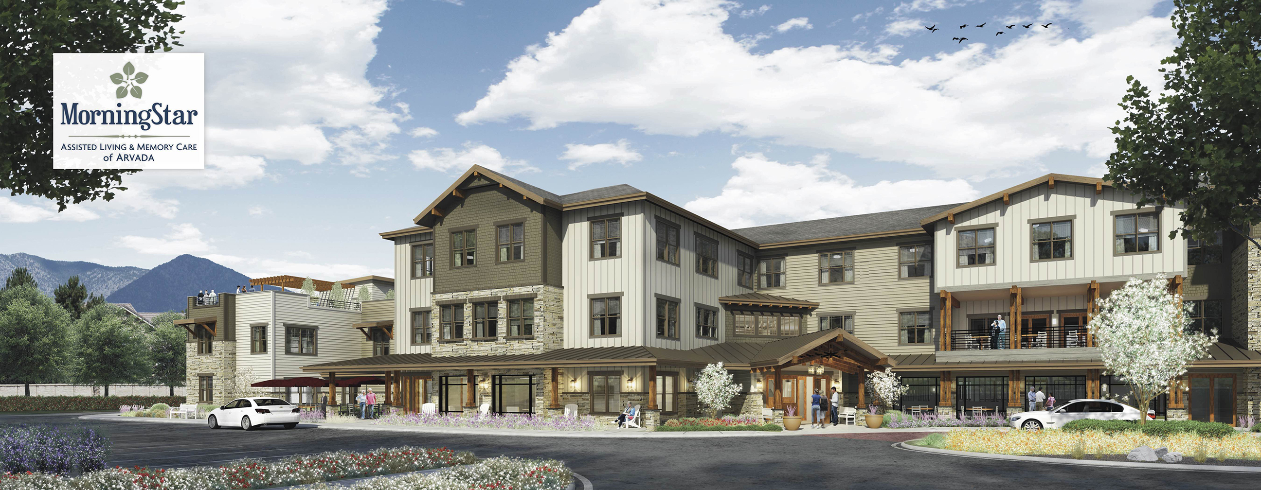 MorningStar Senior Living_Confluent Development_MorningStar Senior Living of Arvada