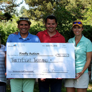 Mortenson Raises $39K for Firefly Autism
