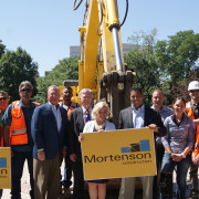 Mortenson Construction Breaks Ground on Civic Center Station Renovation