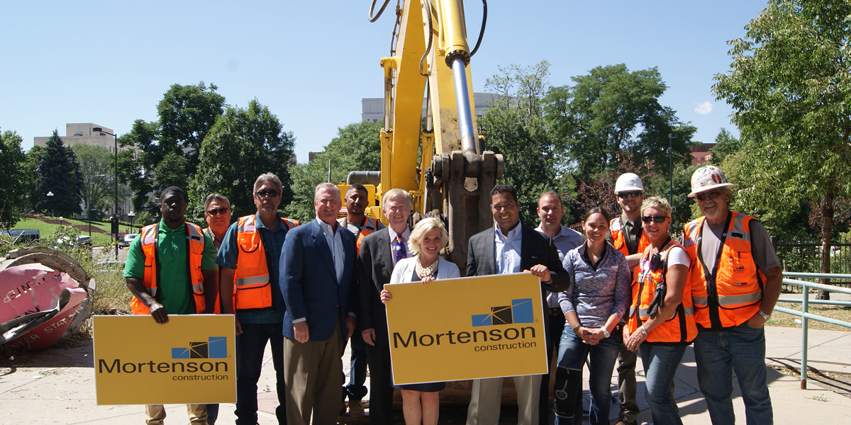 Mortenson Team Picture