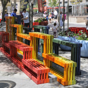 Local AEC Firms Featured in DDP Prototyping Festival that Transforms Public Spaces in Denver