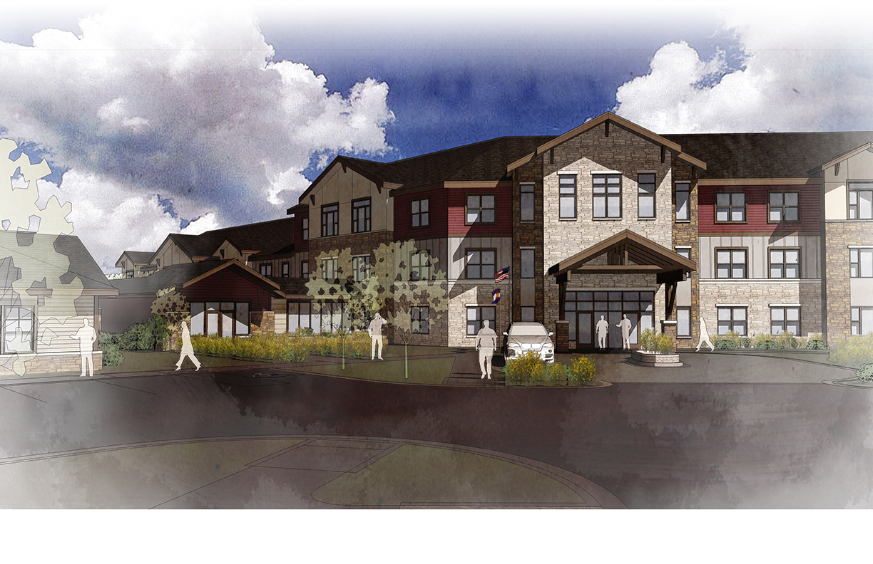 OZ Architecture_Golden Senior Living Community