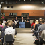 "Event Round-Up: USGBC CO Commercial Real Estate Forum, ""Planes, Trains & Cranes – On Track with Green Development"""