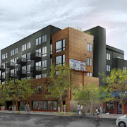 Colewood Apartments Breaks Ground