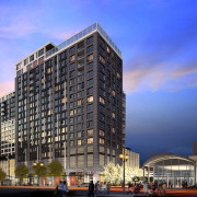 East West Partners Breaks Ground on 1st Condominiums in Union Station Neighborhood