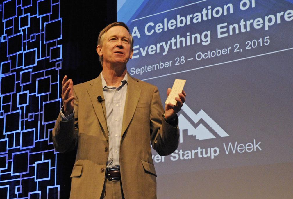 Denver Startup Week_Downtown Denver