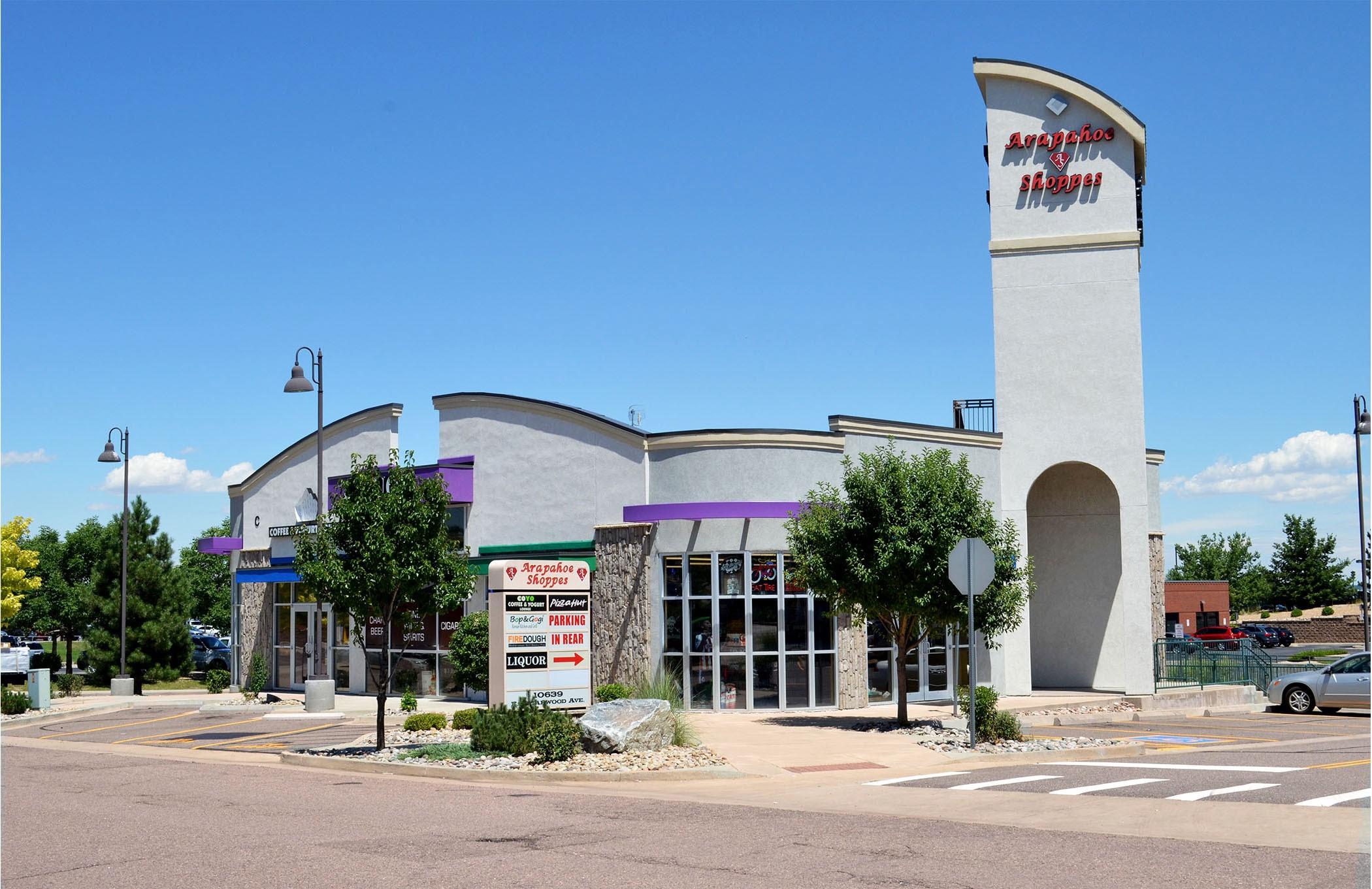 Marcus Millichap Multi-Tenant Retail