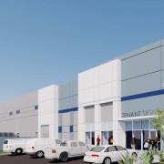 Rangeview Industrial Center Breaks Ground
