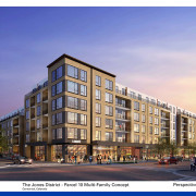 The Opus Group Begins Construction On The Glenn Multifamily Development