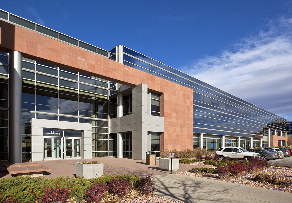 CBRE Verizon_Colorado Springs CO