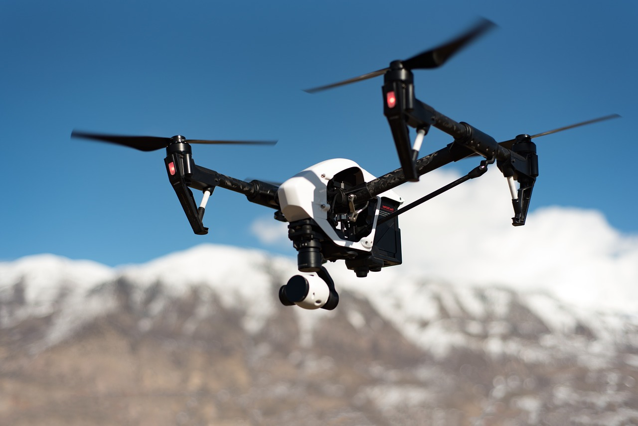 New FAA Rules Commercial Drone Usage