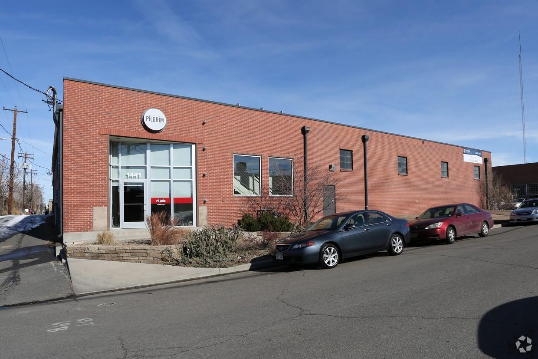 Unique Properties Inc_RiNo Office Building_Denver CO