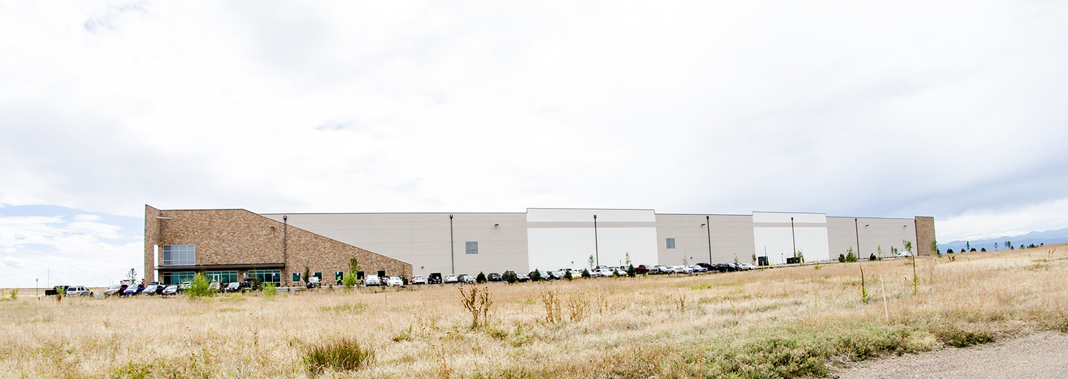 KeHE Distributors_New Industrial Facility_Aurora CO